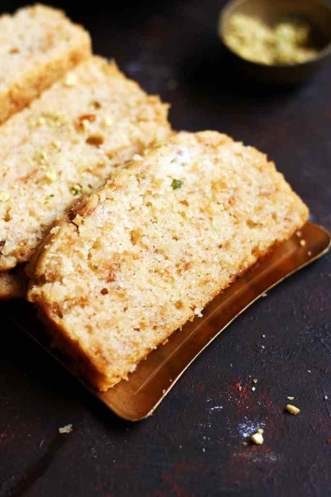 gulkand cake recipe b