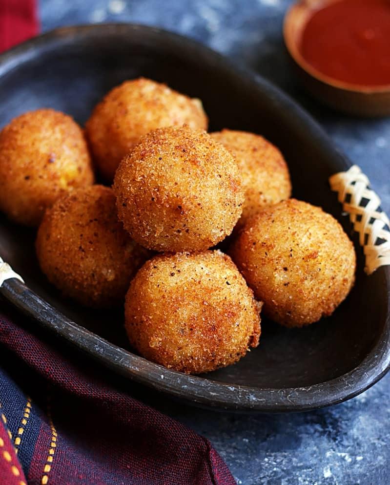 cheese balls recipe b