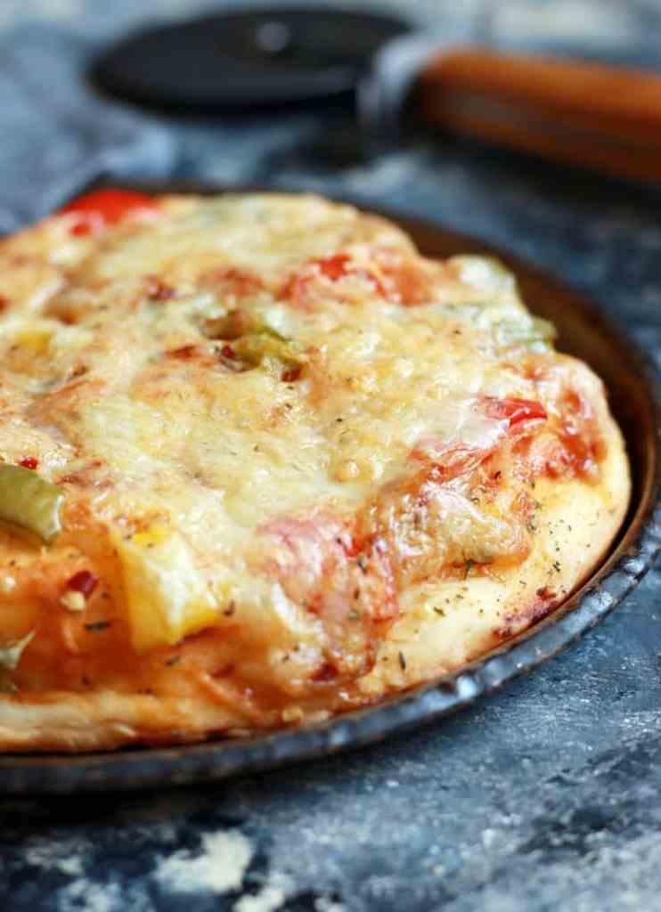 cheese burst pizza recipe a