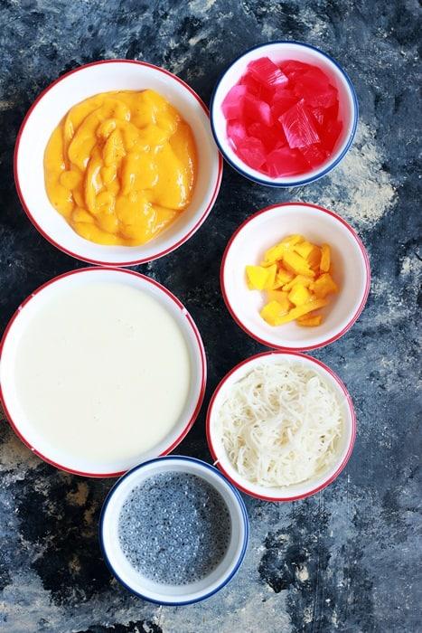 mango falooda recipe a