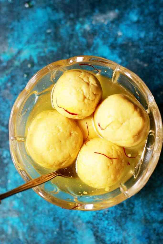 mango rasgulla recipe b