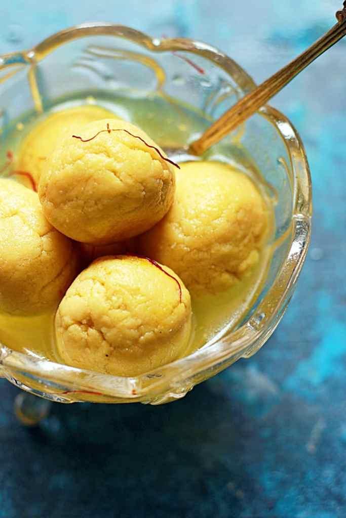 mango rasgulla recipe c