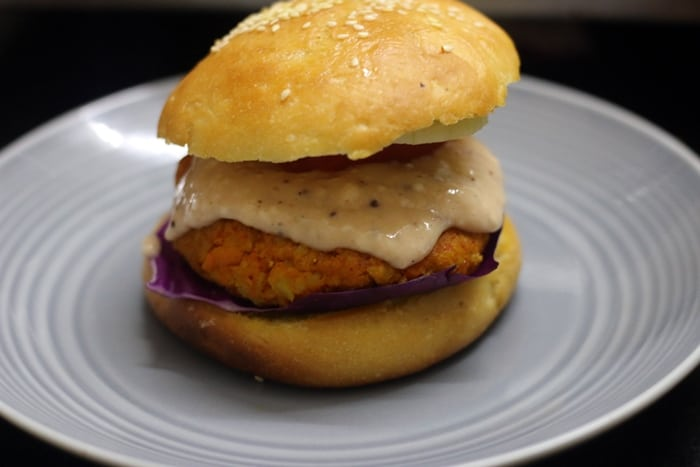 aloo tikki burger recipe step4