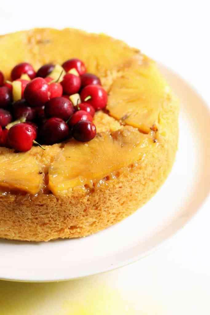 pineapple upside down cake recipe b