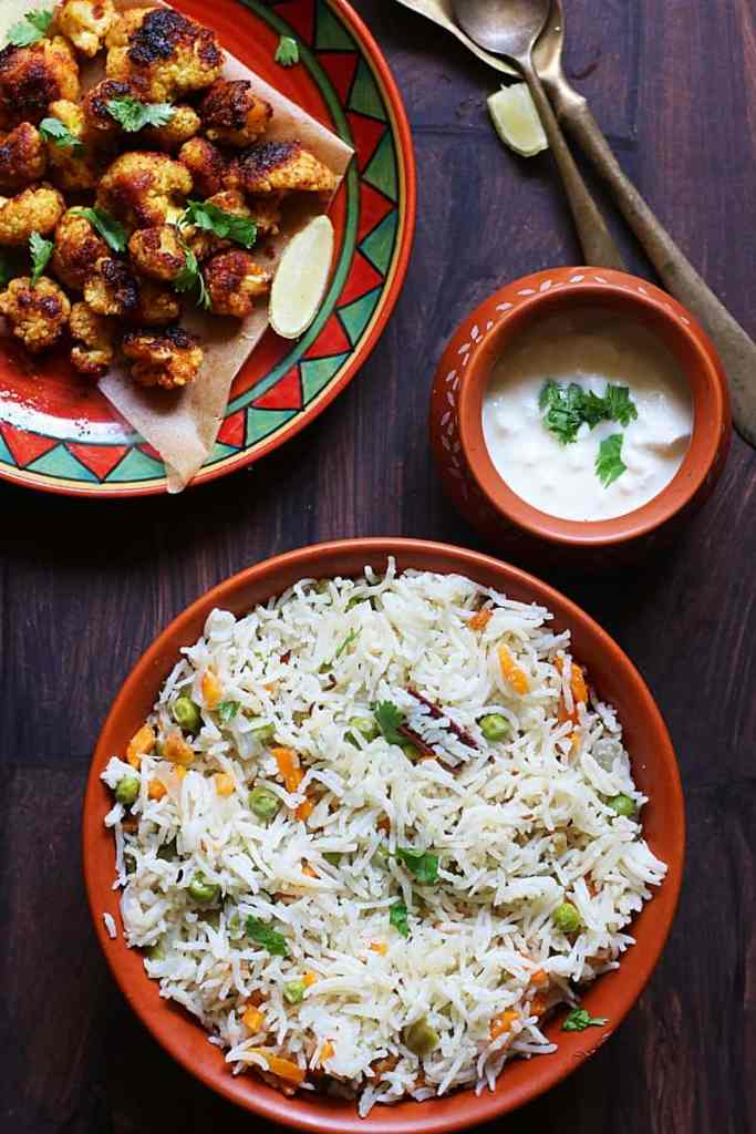 coconut milk pulao recipe a