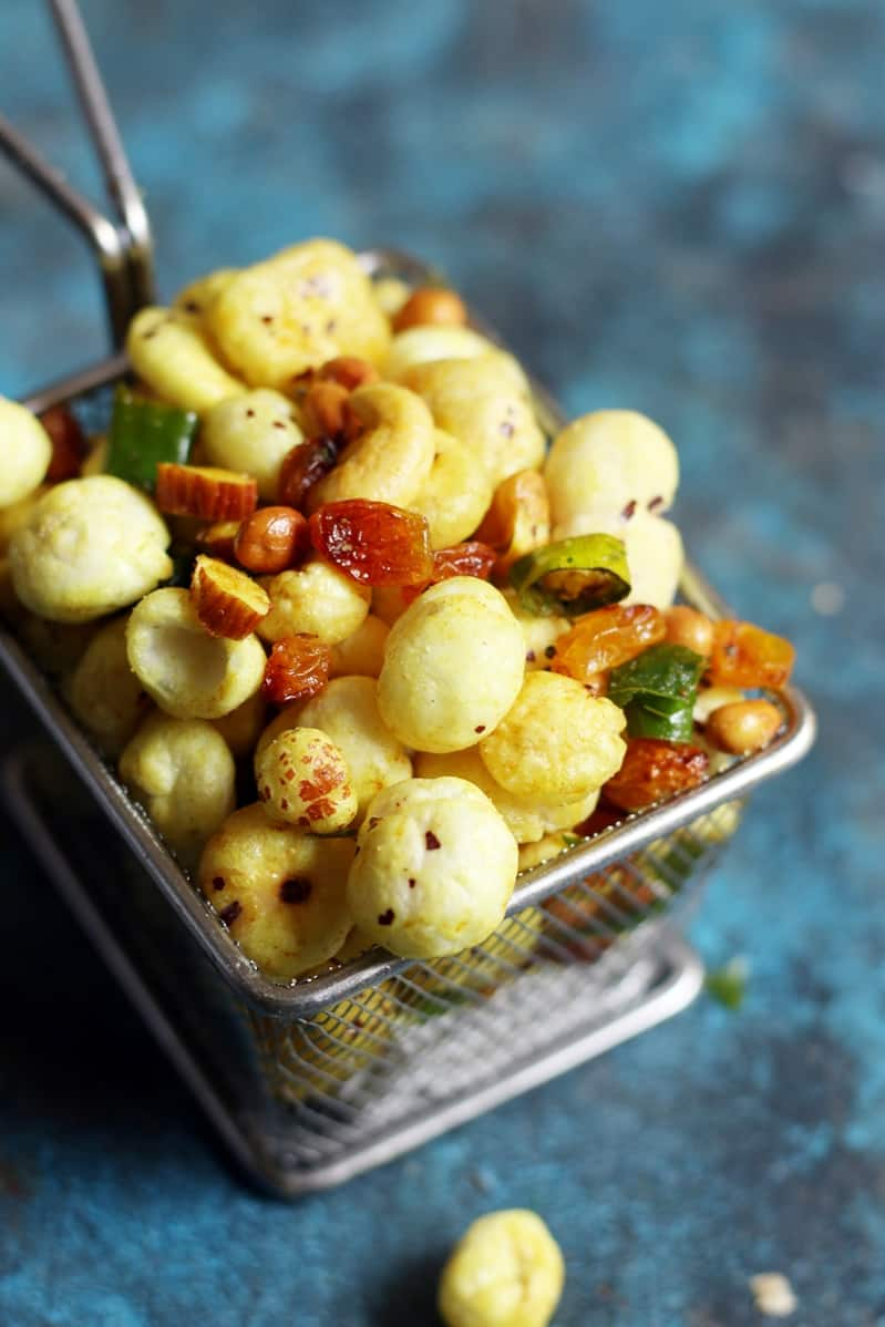 makhana chivda recipe b