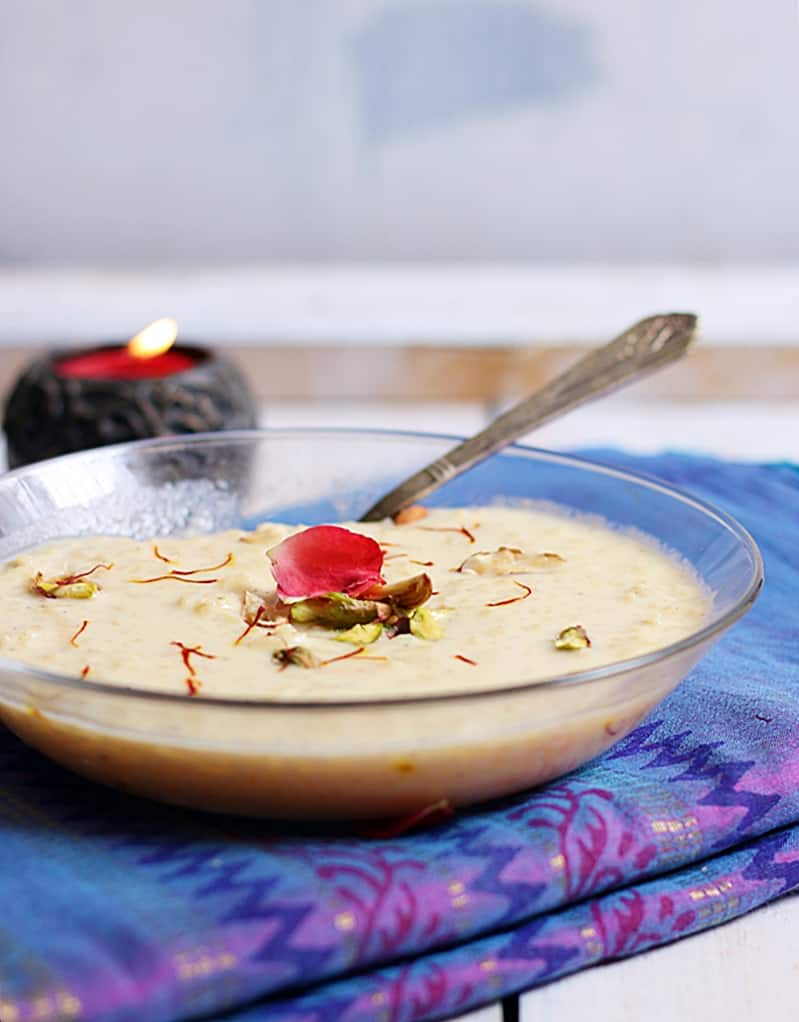 rice kheer recipe b