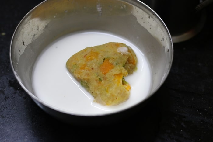 veg cutlet recipe step3