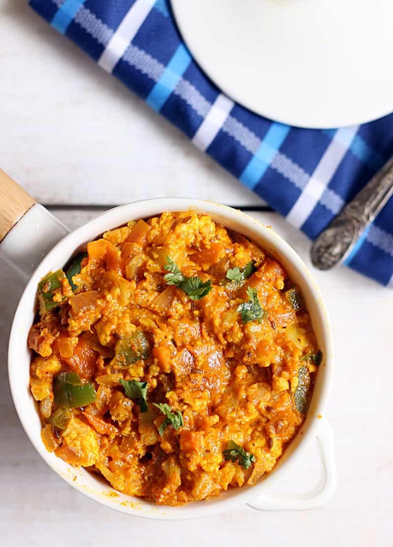 veg kheema masala recipe a