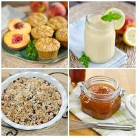 5 Paleo Peach Recipes to Make Now