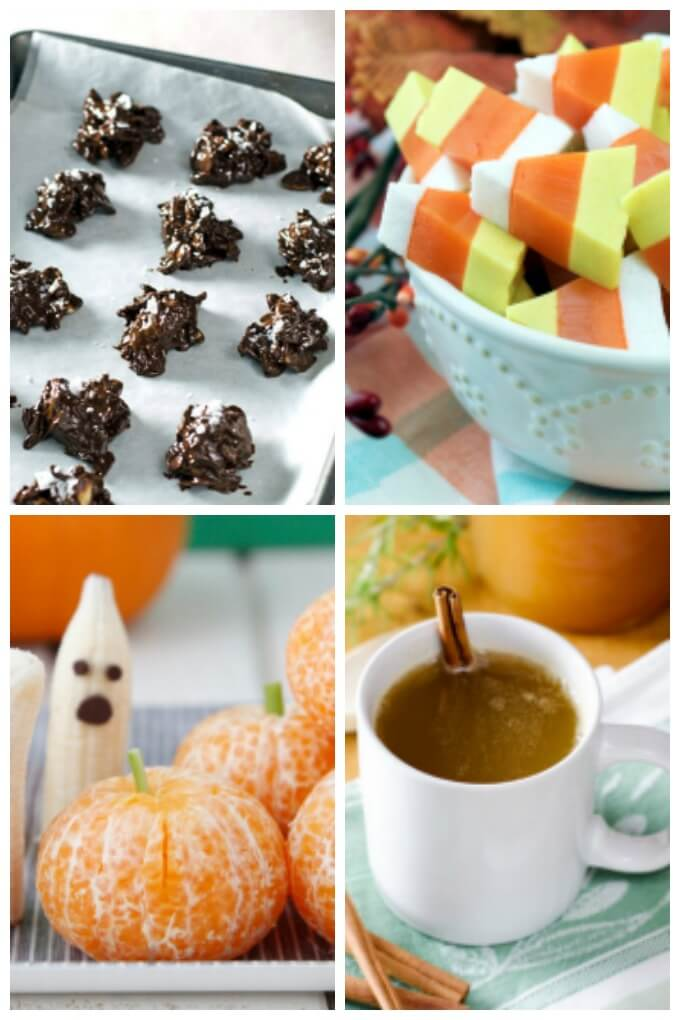 10 Easy Halloween Treats That Are Gluten  Dairy Free Cook Eat Paleo