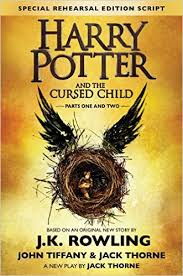 Hary Potter and the Cursed Child - J. K. Rowling