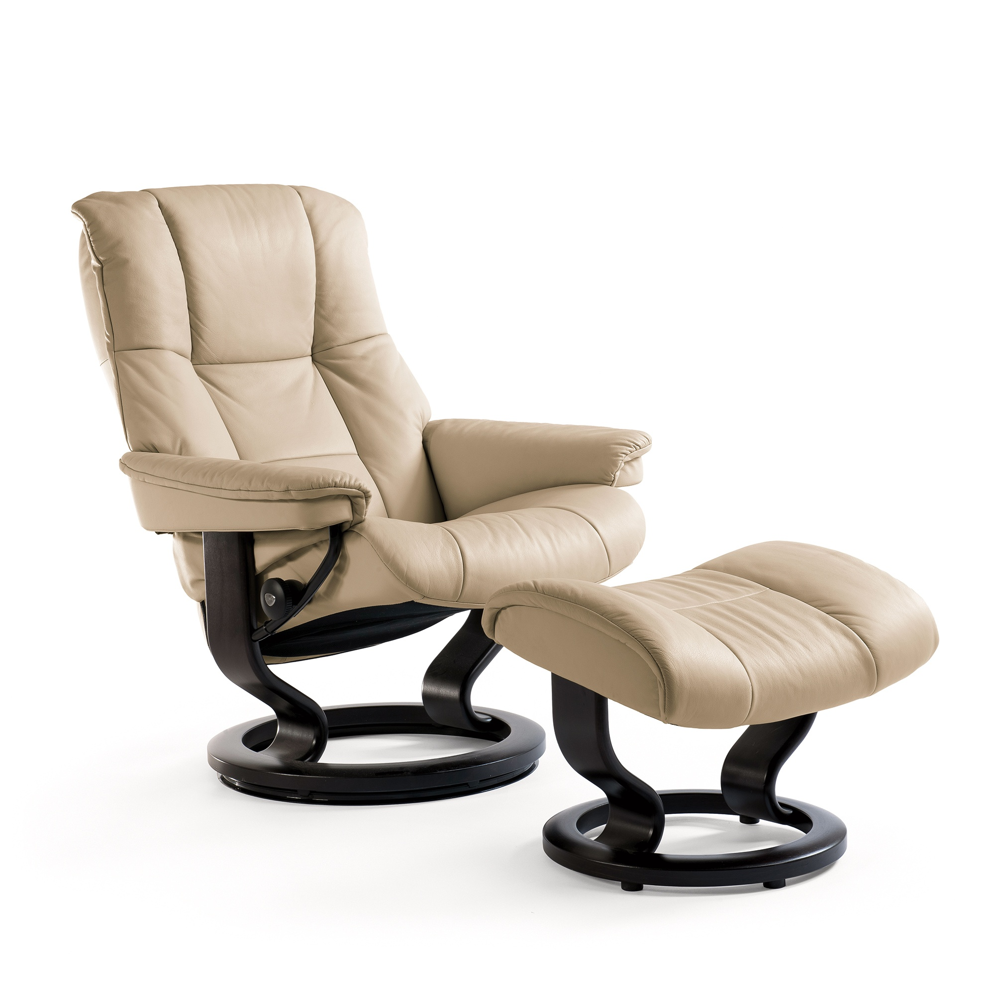 Stresless Stressless Mayfair Chair & Stool - Cookes Furniture