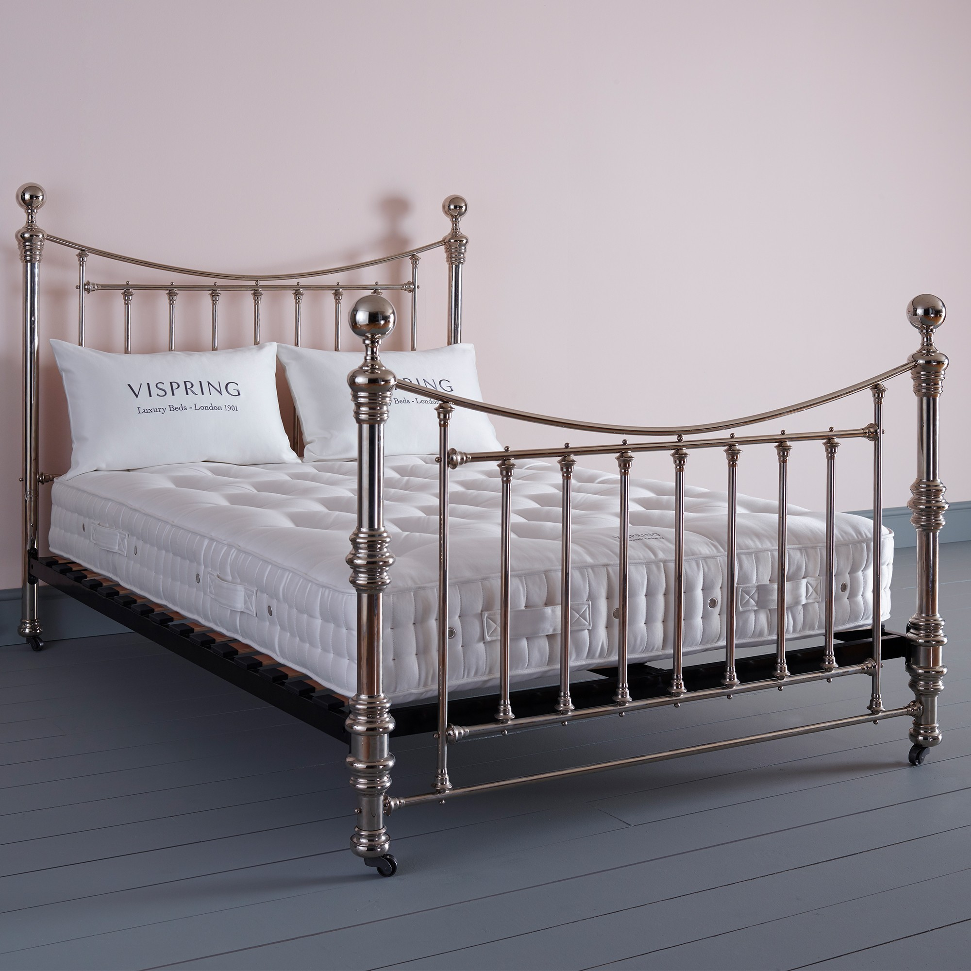 Vi Mattress Vi Spring Bedstead Elegance Mattress