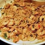 Recipe: Spicy Creole Shrimp with Pasta