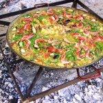 Recipe: Paella Valencia