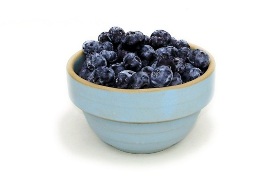 blueberry bowl