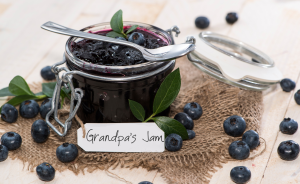 Blueberry Jam from Burnt Toast Makes You Sing good - horizontal high res - credit Handmade Pictures