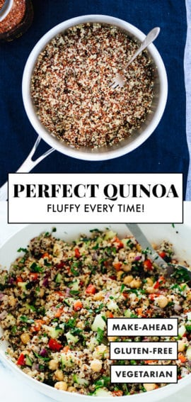 How to Cook Perfect Quinoa  10 Quinoa Recipes - Cookie and Kate