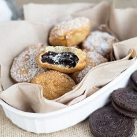 Fried Oreos, Book Review, & Giveaway!