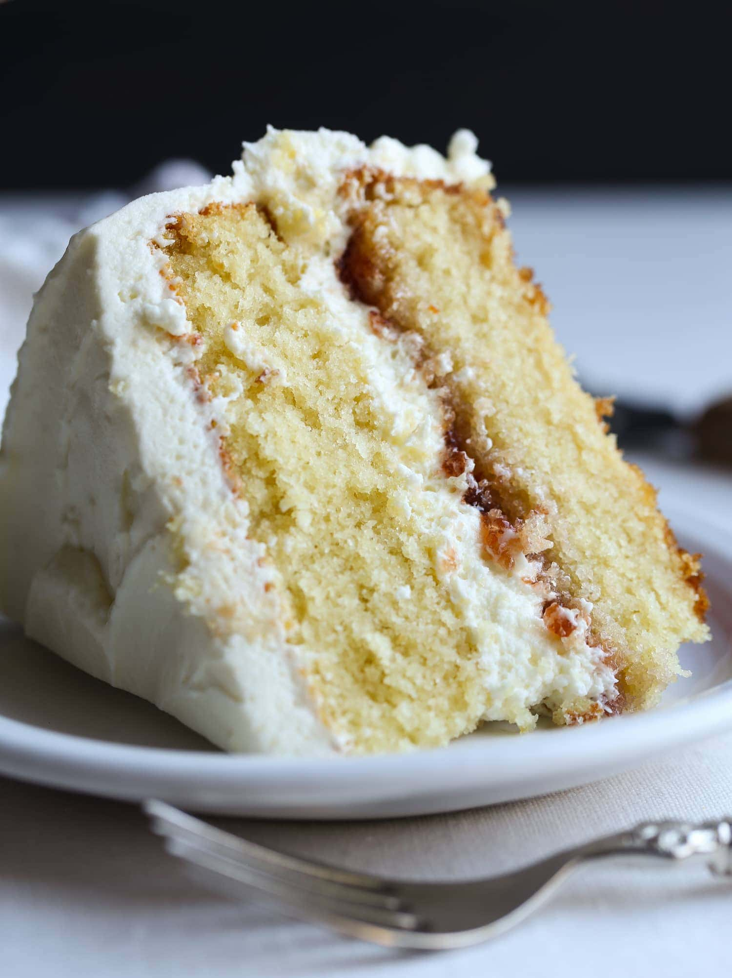 Cocos Kuchen White Chocolate Cake