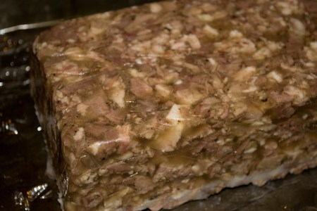 Italian Head Cheese Recipe