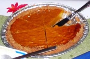 Kabocha Pie