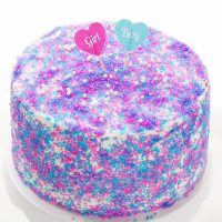 Gender Reveal Surprise Cake Recipe