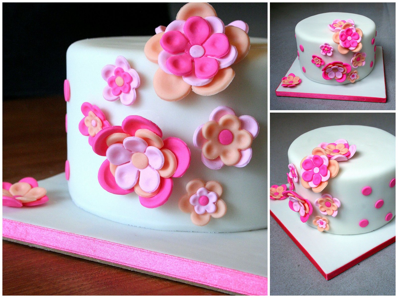 Decoration Gateau Fille 6 Ans Initiation Au Cake Design