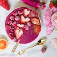 Acai Pitaya Smoothie Bowl