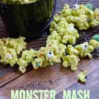 Monster Mash Popcorn