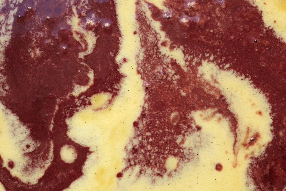 Red Wine Ice Cream Recipe Ingredients