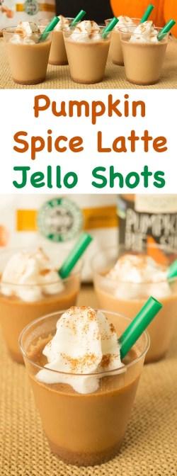 Inspiring 6oz Jello How To Make Jello Shots Rum Learn How To Make Pumpkin Spice Latte Jello Pumpkin Spice Latte Jello Shots Recipe Cooking Janica How To Make Jello Shots