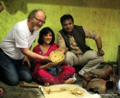luxury culinary tour of India with a chef