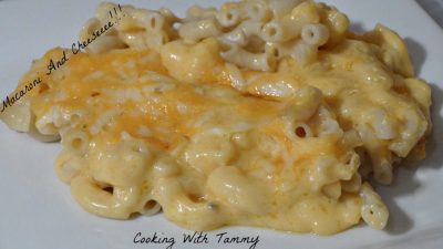 Southern Baked Macaroni And Cheese. Creamiest southern baked macaroni and cheese recipe ever ...