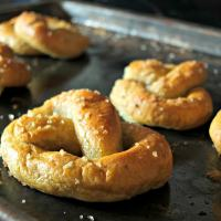 Paleo Soft Pretzels (nut-free, with AIP option)