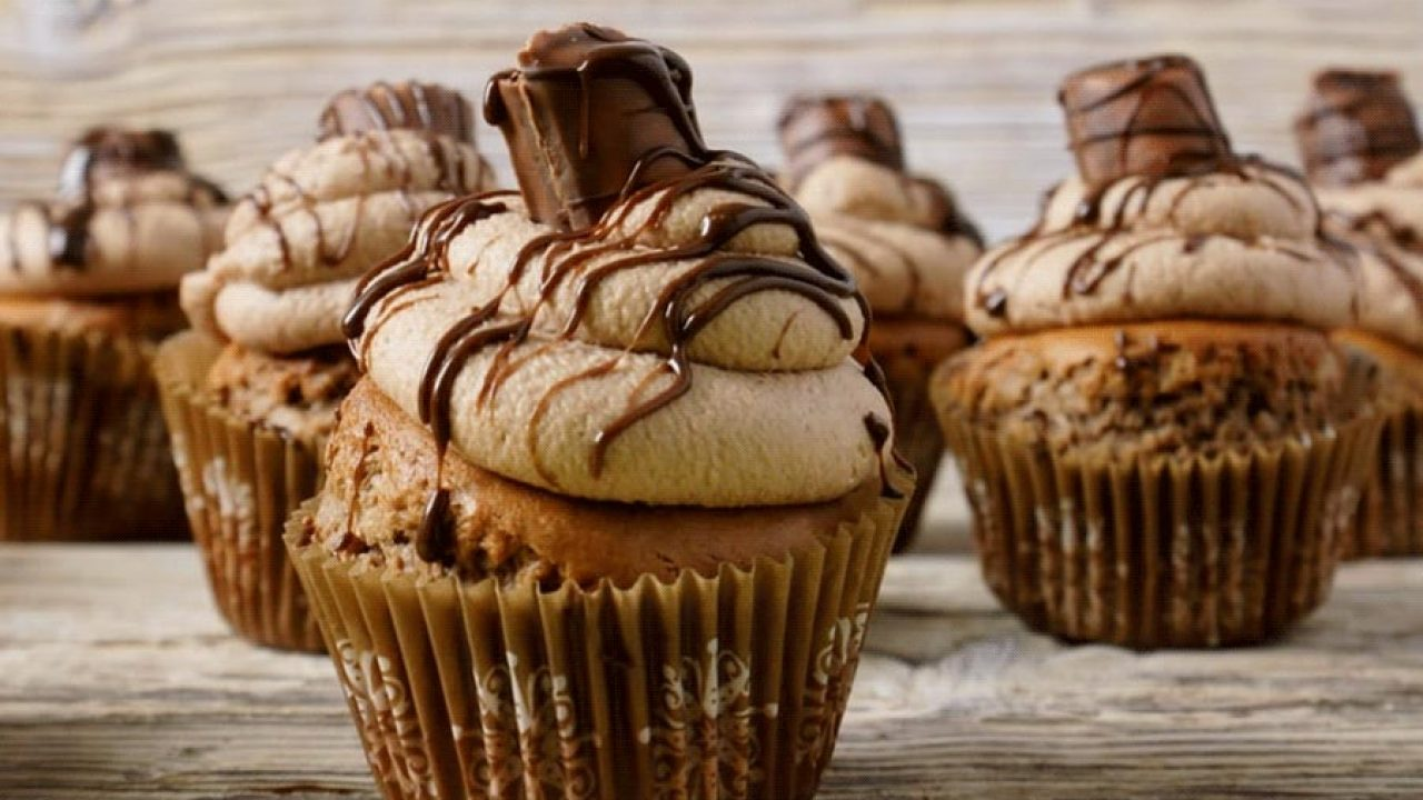 Muffins Kinder Country Muffins Kinder Bueno Thermomix