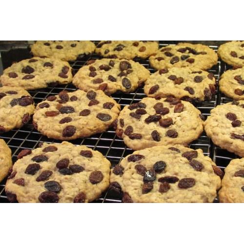 Medium Crop Of Quaker Oatmeal Raisin Cookies
