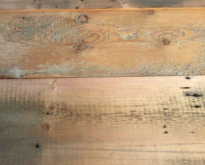 White Pine Wide Flooring