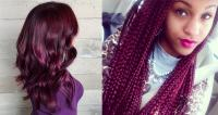 7 incredible maroon hair color ideas