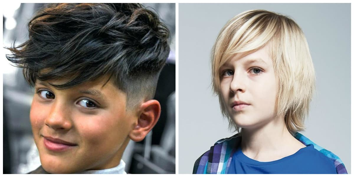 Haarschnitt Jungs Cool Haircuts For Boys 2019: Top Trendy Guy Haircuts 2019