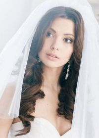 Wedding Hairstyles Down With Veil - HairStyles