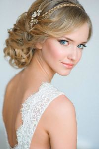 Medium Wedding Hairstyles