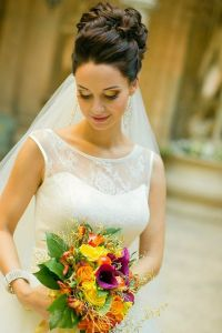 Bride Hairstyles With Veil Pictures - HairStyles