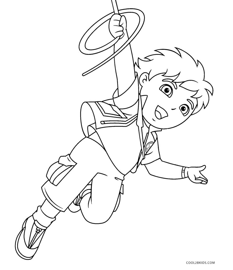 baby tv coloring pages