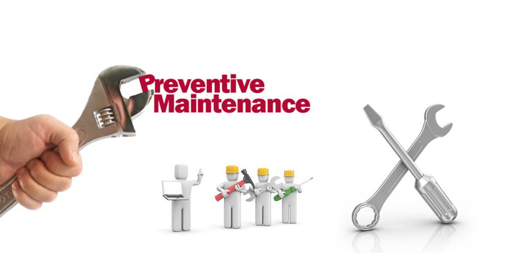 The Value of a Preventive Maintenance Agreement - maintenance agreement