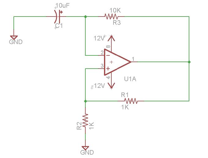 schmitt trigger oscillator circuit