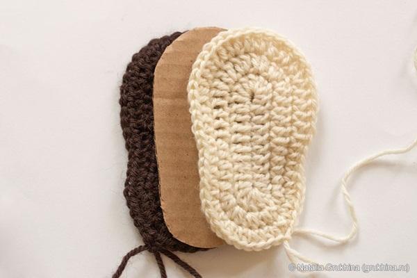Crochet Baby Ugg Boots Pattern Ivoiregion
