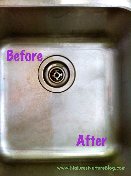 How To Clean Sink In Nature Way