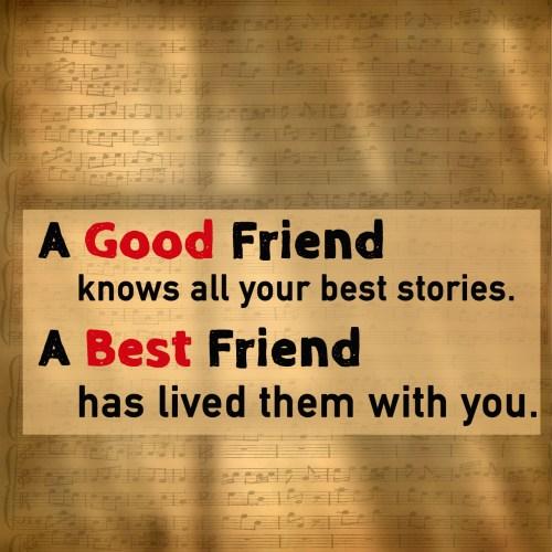 Medium Crop Of Best Friend Quotes